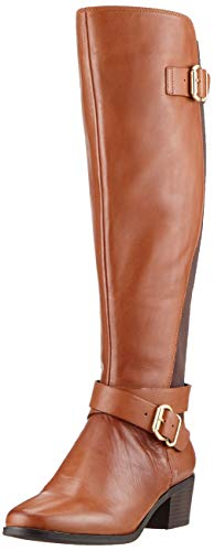 ALDO Damen ELVARALITH Hohe Stiefel, Braun (Cognac 220), 37 EU