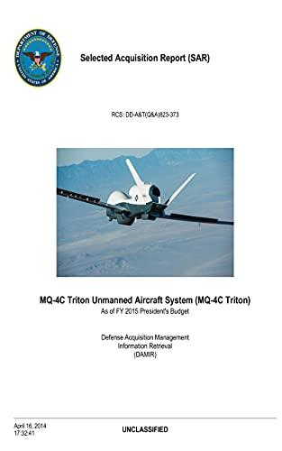 MQ-4C Triton Unmanned Aircraft System (MQ-4C Triton)