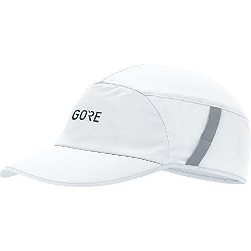 GORE WEAR M Gorra unisex, Talla: única, Color: Blanco