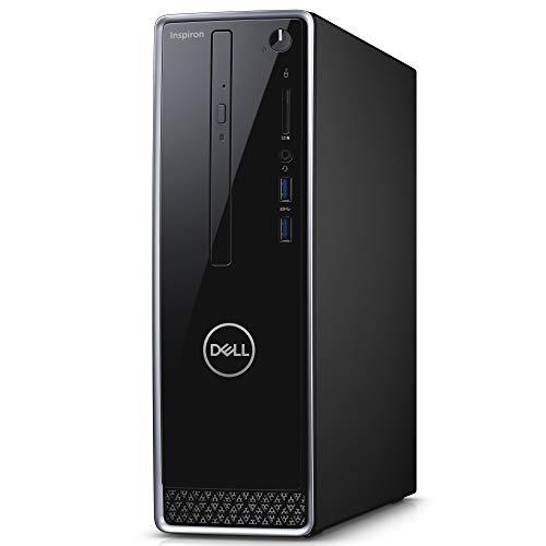 Dell デスクトップパソコン Inspiron 3470 Core i5 ブラック 20Q24/Win10/8GB/128GB SSD+1TB HDD