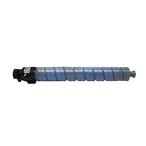 YXYX Kompatible Tonerkartusche für Ricoh MP C3504 für Ricoh MP C3004 3504 Drucker, Ersatz für Laser-Fotoleiter, Drucker, helle Druckfarben, Cyan