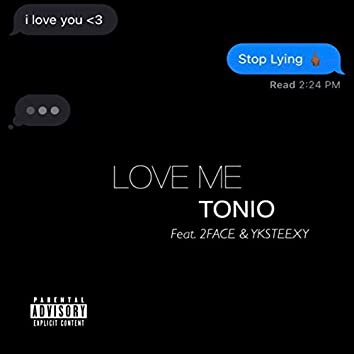 love Me (feat. 2face & YKSteexy)