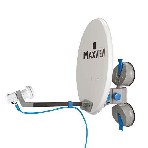 Maxview EasyFind Remora Pro - Sistema de satélite (38 cm)