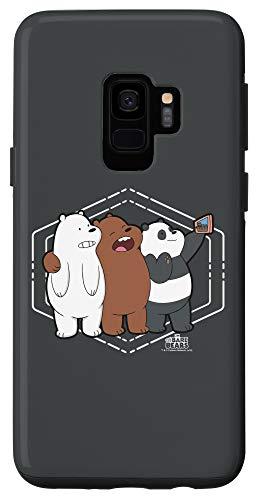 Galaxy S9 We Bare Bears Selfie Case