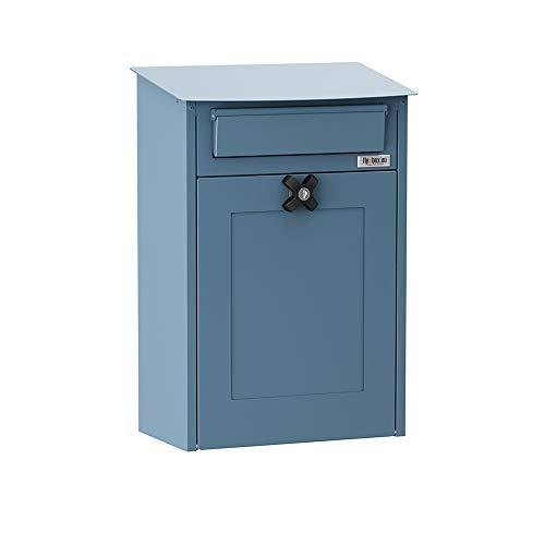 Flexbox Briefkasten Albert 9302 Blau