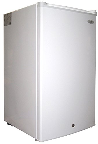 Sunpentown UF-304W 3.0 cu.ft. Upright Freezer with Energy Star-White, Cubic feet