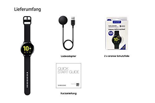 Samsung Galaxy Watch Active2 Aluminium 44 mm (Explorer Edition) schwarz - 4
