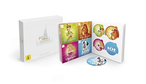 Disney Classics Komplettbox (Blu-ray)