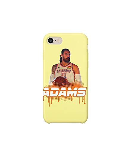 Steven Basketball MVP Player Adams_MA5269 Case Cover Hard Plastic for iPhone 6 6S Protective Phone Mobile Smartphone Funny Gift Christmas