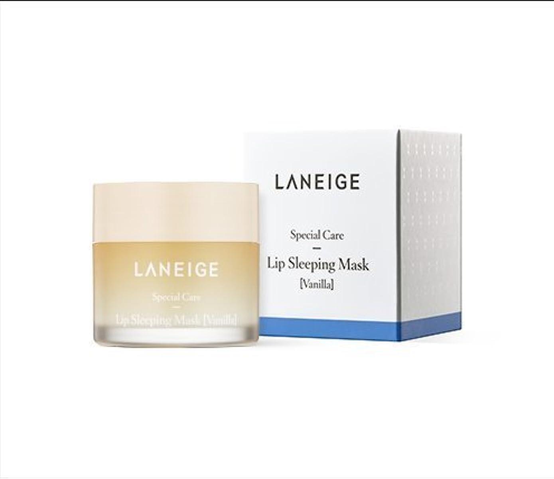 染料簿記係途方もないLANEIGE(ラネージュ ) リップスリーピング マスク20g/ LANEIGE Lip Sleeping Mask 20g (#バニラ) [並行輸入品]