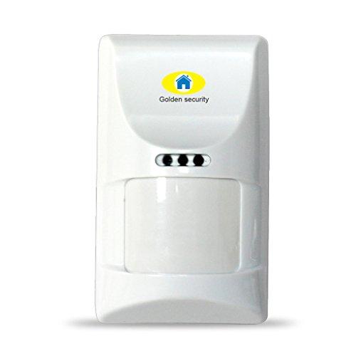 Golden Security Intelligent Wireless Pet Immune Motion Sensor GS-N650