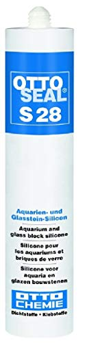 Otto Chemie OTTOSEAL Silikon S-28 310ML C00 TRANSPARENT - 7028400