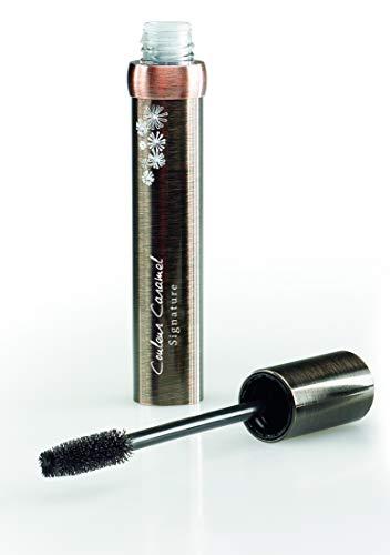 Couleur Caramel - Mascara recharge Extra noir Regard extrême Bio - Gamme Signature