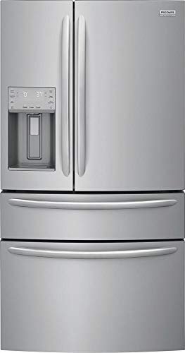 Frigidaire FG4H2272UF 22.2 CF Counter-Depth French Door Refrigerator Stainless Steel