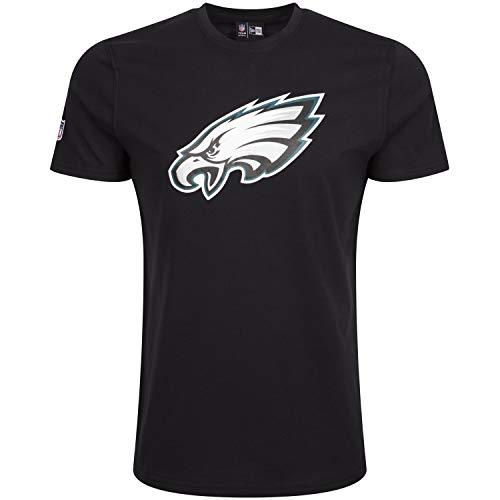 New Era Basic Shirt - NFL Philadelphia Eagles Noir