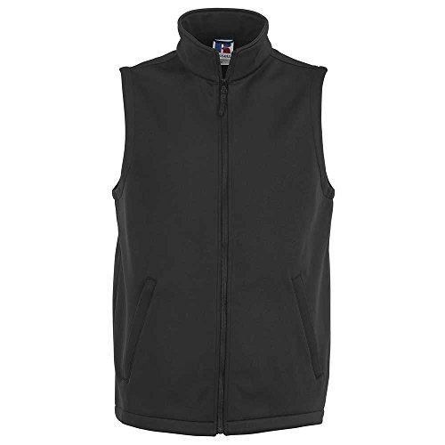 Russell Collection Men's Smart Softshell Gilet / Bodywarmer