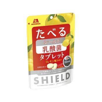 森永製菓 シールド乳酸菌タブレット レモン味 33g×6袋