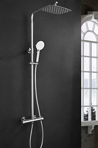 Columna de ducha termostatica Imex Praga BTP012