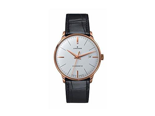 Junghans Meister cronómetro reloj automático, j820.3, COSC, caimán, 027/7333.00