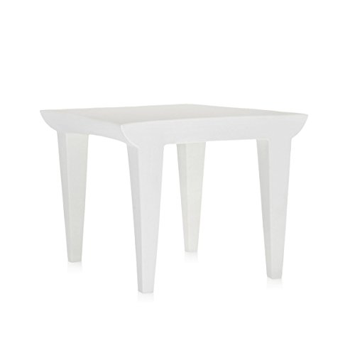 Kartell BUBBLE CLUB Table, blanc