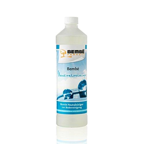 Bembé Neutralreiniger für Parkett, Fliesen, Laminat, Stein und Designböden 1 Liter