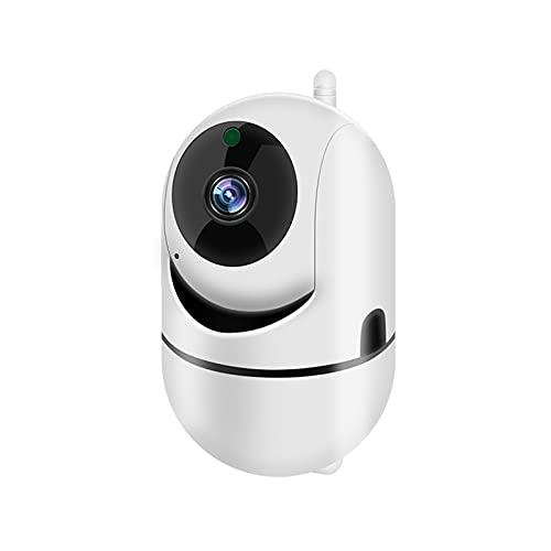PDFF Monitor de Bebé con la Cámara de Vídeo HD 1080P Seguridad para el Hogar Babyphone Cámara, Visión Nocturna por Infrarrojos, Dos Vías de Audio, Detección Móvil,1080p+32g