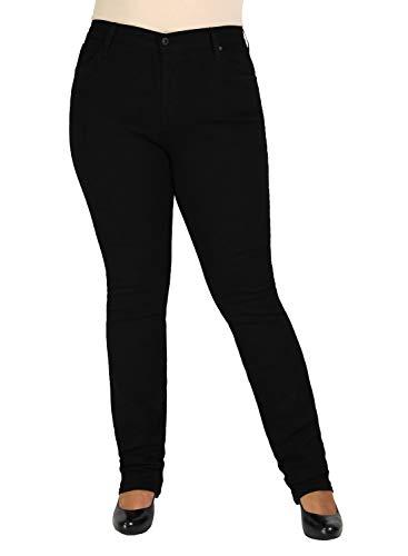 James Jeans Donna HUNTERZBLACKCLEAN Jeans - Nero - 50