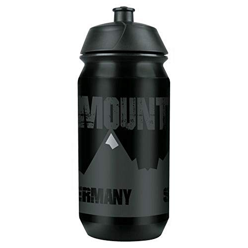 SKS GERMANY Mountain Trinkflasche, schwarz, 500 ml