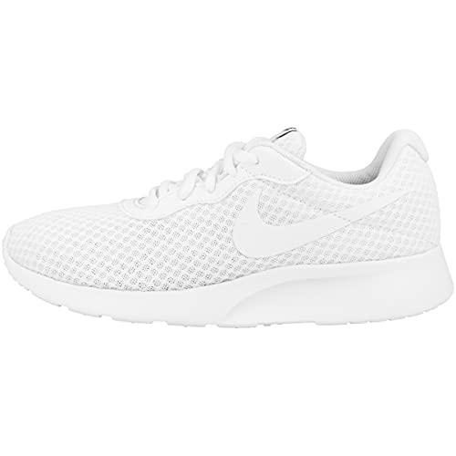 Nike Women's Tanjun Running Shoes Size 9 Color White