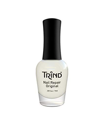 Trind Nail Repair Original Natural Promotes Nail Growth for Damaged Nails, Thin and Weak Nails