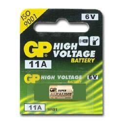 GP Batteries Special Batteries 11A Haushaltsbatterie Single-use Battery Alkali - Haushaltsbatterien (Single-use Battery, Alkali, 6 V, 10 mm, 10 mm, 16 mm)