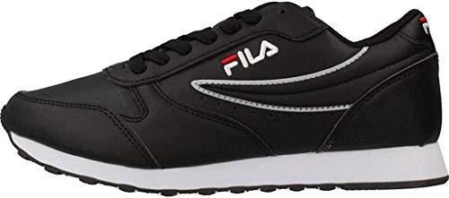 Fila Damen Orbit low wmn Sneaker, Schwarz (Black 25y), 40 EU