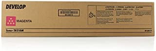 Develop Ineo Plus 251 - Original Develop 8938-519 / TN210M - Magenta Toner Cartridge - 12000 pages