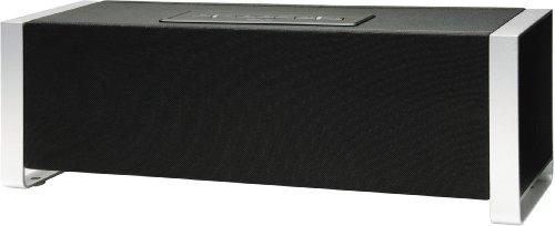 Odys Mondo 2.1 Bluetooth Soundbar (BT Streaming Tablets, Notebooks, Smartphones, Aux in für TV, Echtholz, Stereo, 50 Watt) schwarz