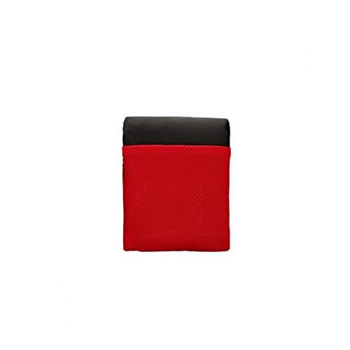 Camping Blanket Premium-Taschendecke wasserdichte Bodendecker für Reisen Wandern Camping Festival Red 1Pc