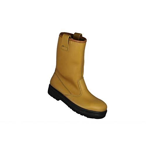 Jallatte Jalkenya S3 HRO HI veiligheidsschoenen werkschoenen laarzen beige