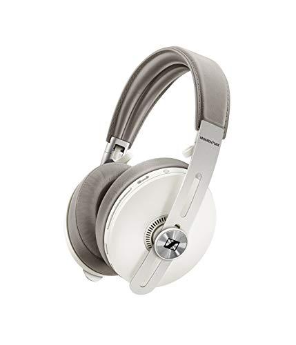 Sennheiser Momentum M3 AEBTXL Active - Auriculares inalámbricos con cancelación de ruido, color blanco