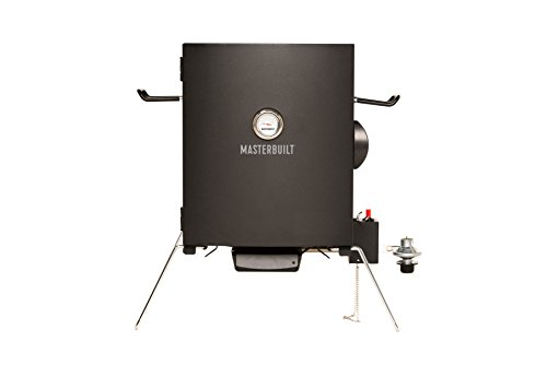 Masterbuilt MPS 20B Patio-2-Portable Propane Smoker