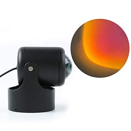 Vanities Luz de Noche, luz de la Noche LED proyector de Luces, rotación Ajustable Lámpara de Arco Iris romántica Luces de Coche para niños Detalle de la Fiesta de la Fiesta de la Fiesta de los niños
