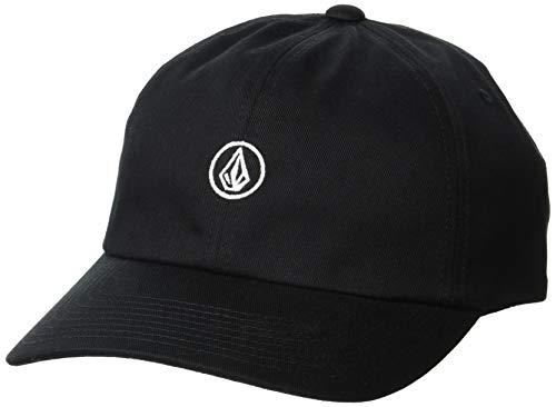 Volcom Damen Circle Stone Dad Hat Baseball Cap, schwarz, Einheitsgröße