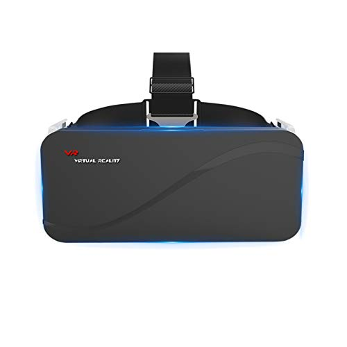 LBWT Faltbare VR-Gaming-Gläser, 3D-Gaming-Helm Der Virtuellen Reality, 360 ° Eintaucherfahrung, Geschenke
