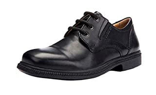 Geox Jr Federico M Boy's Derby, Black, 6 UK (39 EU) (B007FU66CY) | Amazon price tracker / tracking, Amazon price history charts, Amazon price watches, Amazon price drop alerts