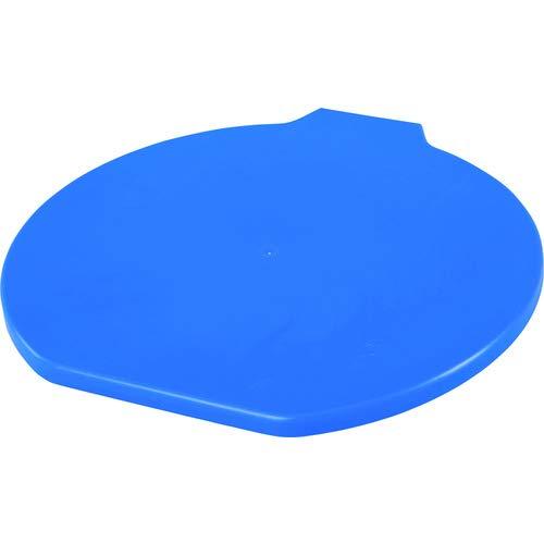 バーテック バーキュートプラス カラーバケツ蓋 15L 青 BCP-CBF15B 69801112