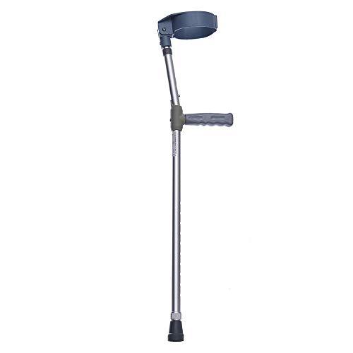 Z-SEAT Muletas portátiles, Ancianos, discapacitados, discapacitados, Adultos, para Caminar, Plegables, antebrazo, muletas, bastón, Apoyo, piernas, después de una lesión o cirugía ⭐