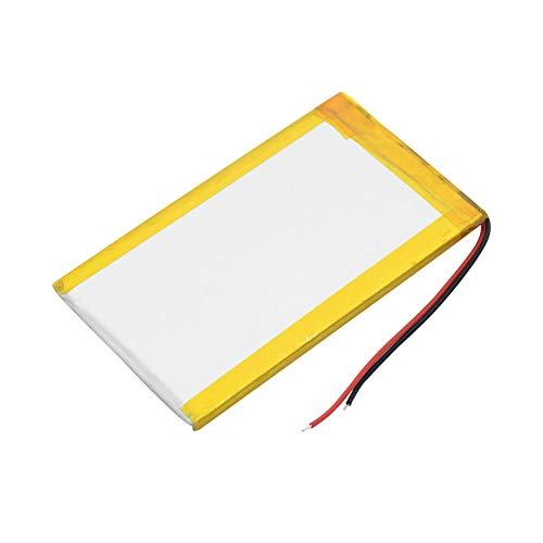 wangxiaoping Batería de polímero de 3,7 V 1300 mah 404070 Altavoces de...