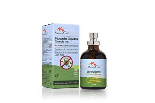 Mosquitosh - spray de aceite de Citronella repelente de mosquitos 50 ml