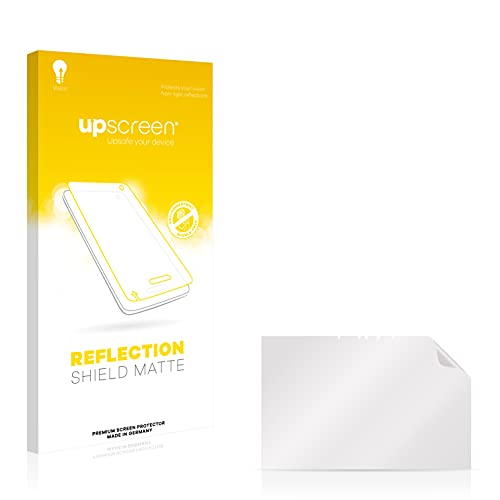 upscreen Entspiegelungs-Schutzfolie kompatibel mit Asus ZenBook Flip 13 UX363EA – Anti-Reflex Bildschirmschutz-Folie Matt