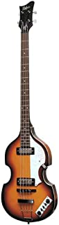 Hofner Icon Series Beatle Bass Guitar - Sunburst photo