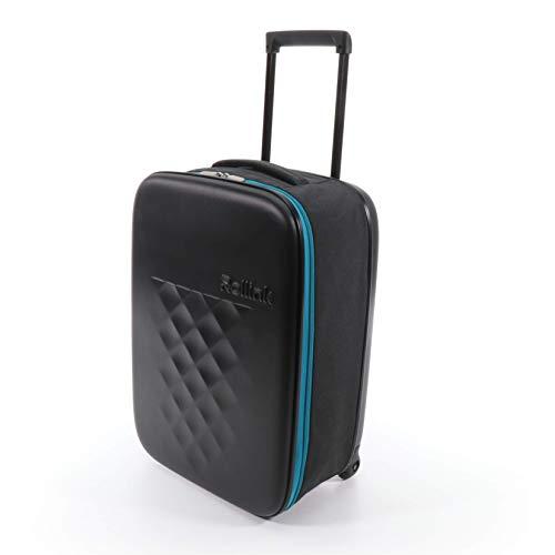 Rollink Flex21 Spring Handgepäck (BLAU) - Der dünnste Koffer der Welt *patentierte...