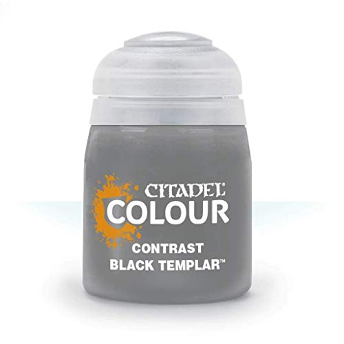 29-38 シタデルカラー CONTRAST: BLACK TEMPLAR (18ML)